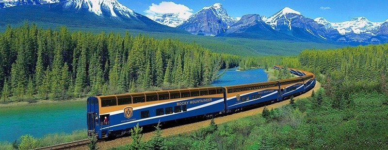 5 Canada, Top Ten Longest Railway Networks of the World