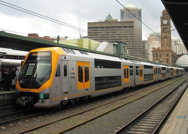 7 Australia, Top Ten Longest Railway Networks of the World