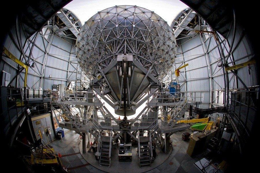 James Clerk Maxwell Telescope JCMT; Mauna Kea