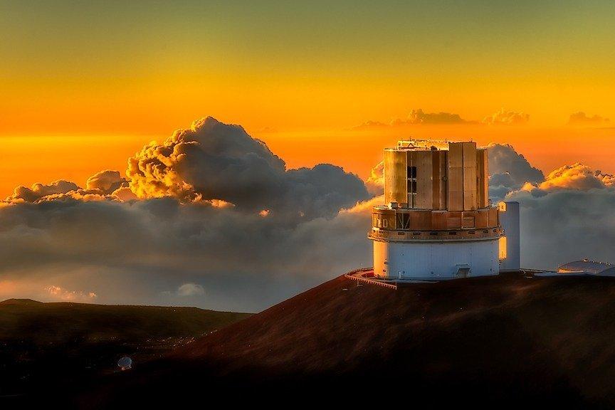 Subaru Telescope; Mauna Kea