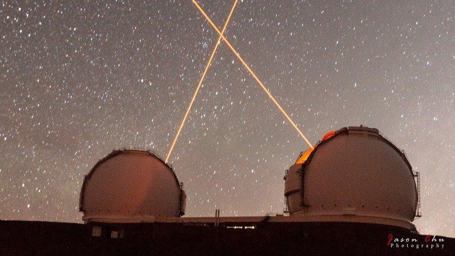 W. M. Keck Observatory; Mauna Kea