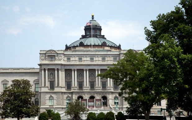 1. Library of Congress, USA