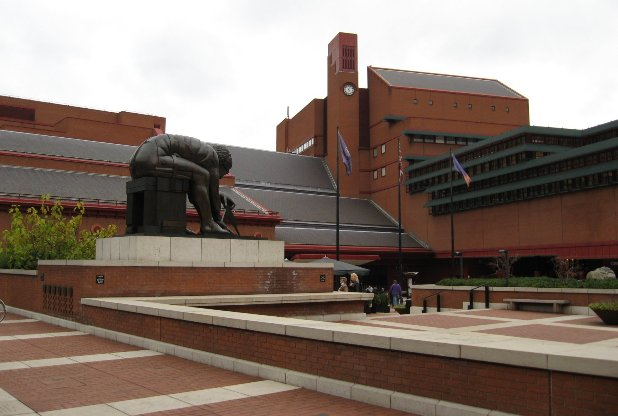 2. British Library, UK