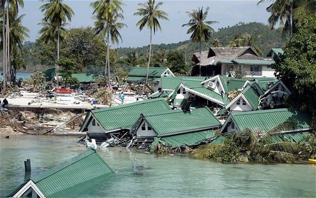 3 Off the West Coast of Northern Sumatra Ten Most Deadliest and Destructive Earthquakes Since 1900