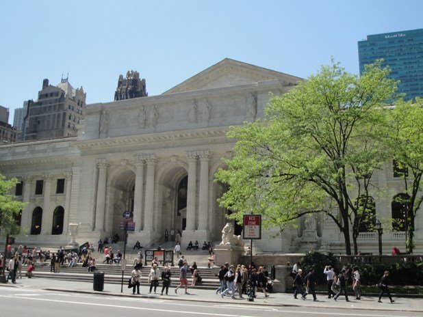 3. New York Public Library, USA