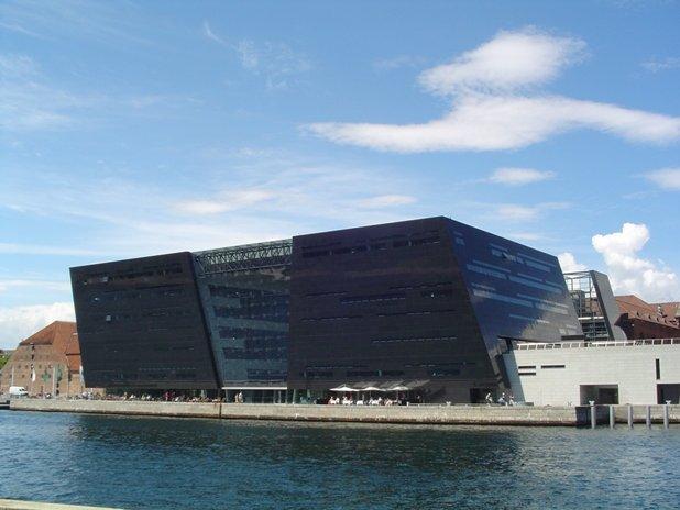 8. Royal Danish Library, Denmark