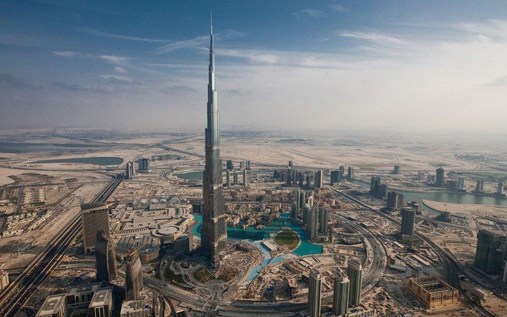 Burj Khalifa, UAE (9)