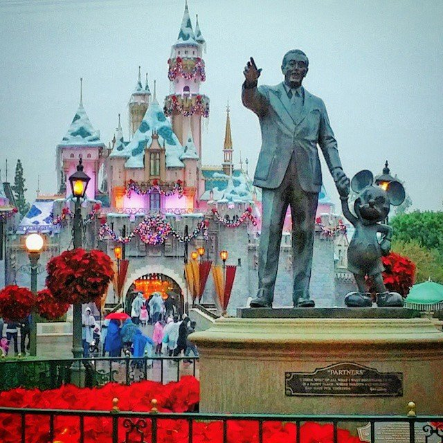 Disneyland, Anaheim, California, USA