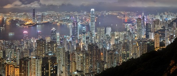 Hong Kong Ten Most Visited Cities in the World