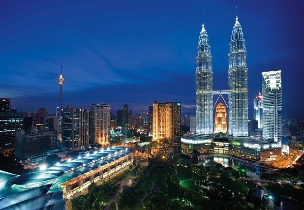 Kaula Lumpur Ten Most Visited Cities in the World