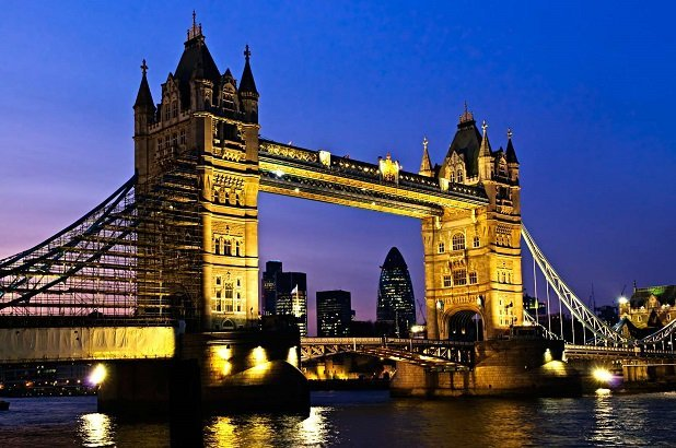 London Ten Most Visited Cities in the World