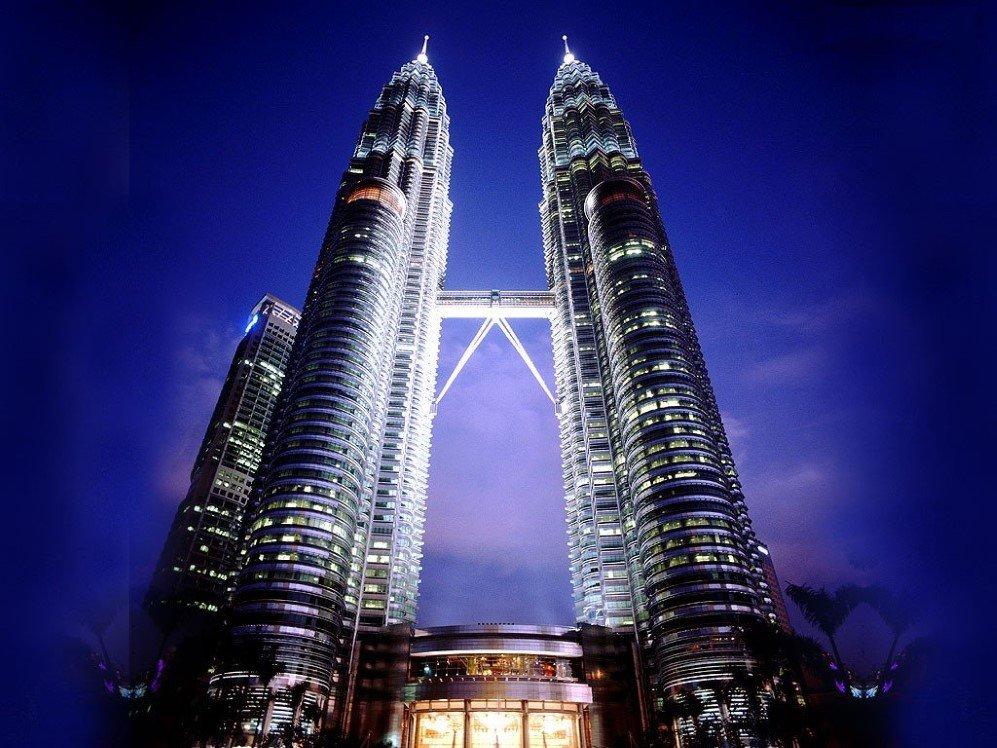 PETRONAS Twin Towers, Malaysia (3)