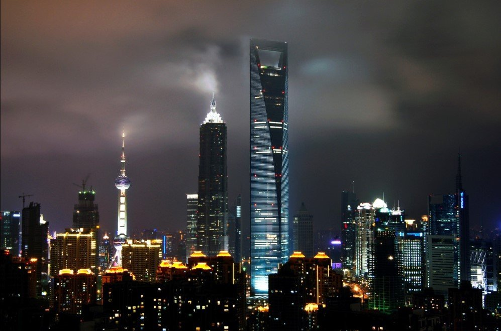 Shanghai world financial center, China (8)