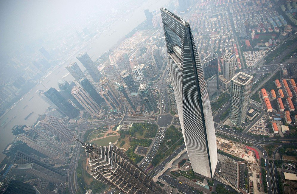 Shanghai world financial center, China (9)