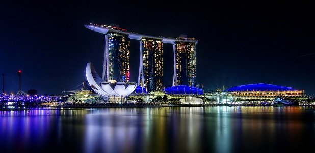 Singapore Ten Most Visited Cities in the World