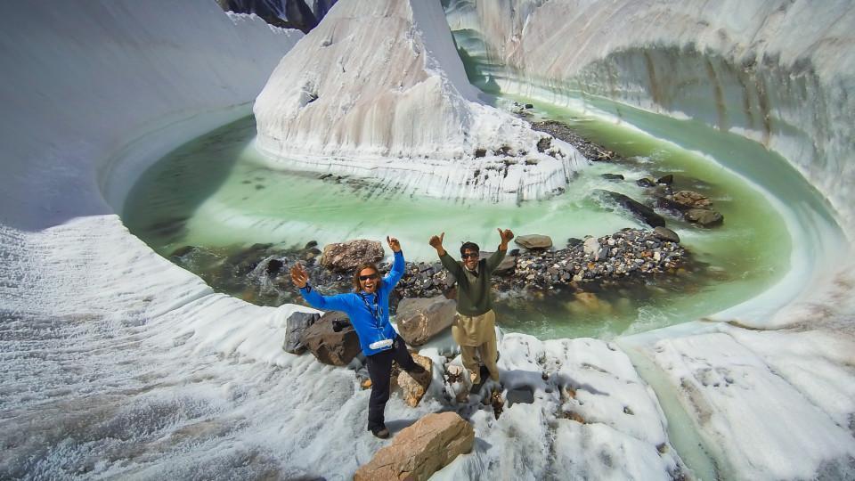 24. Baltoro Glacier, Karakorum, Pakistan