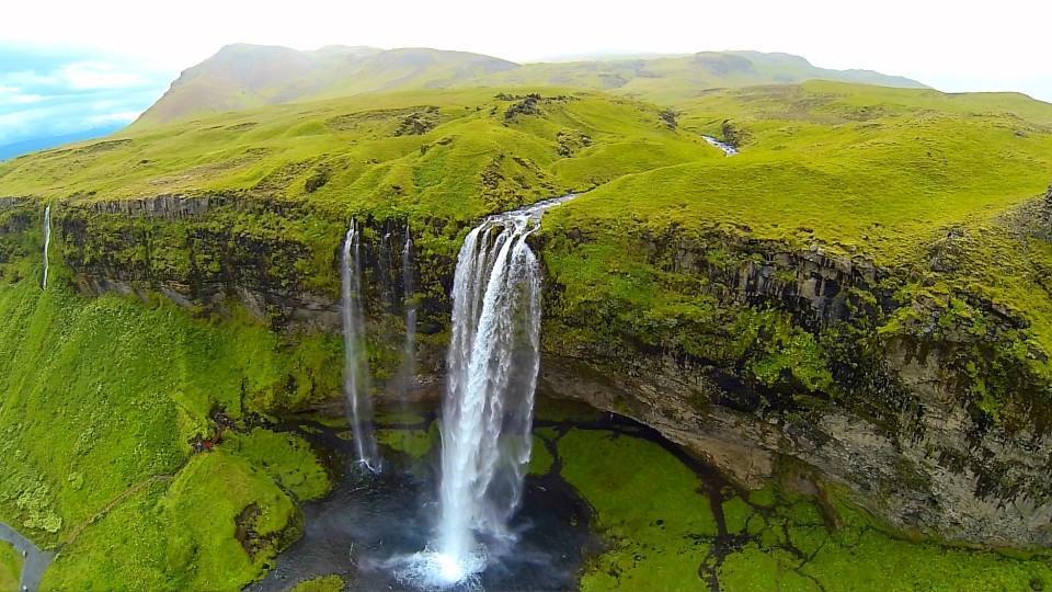 26. Seljalandsfoss, Iceland