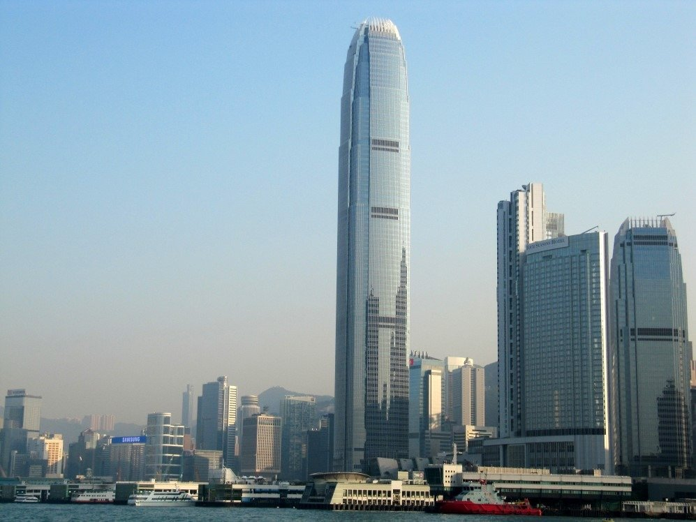 Two International Finance Centre, Hong Kong (1)