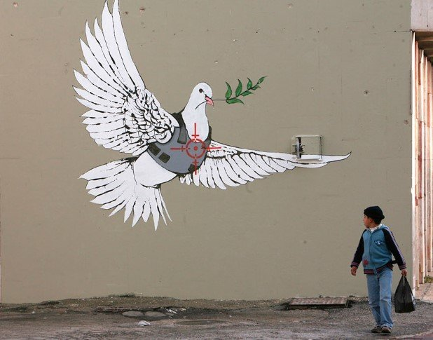 Bethlehem Palestine (1) Best Places To Witness Some Amazing Pieces of Street Art