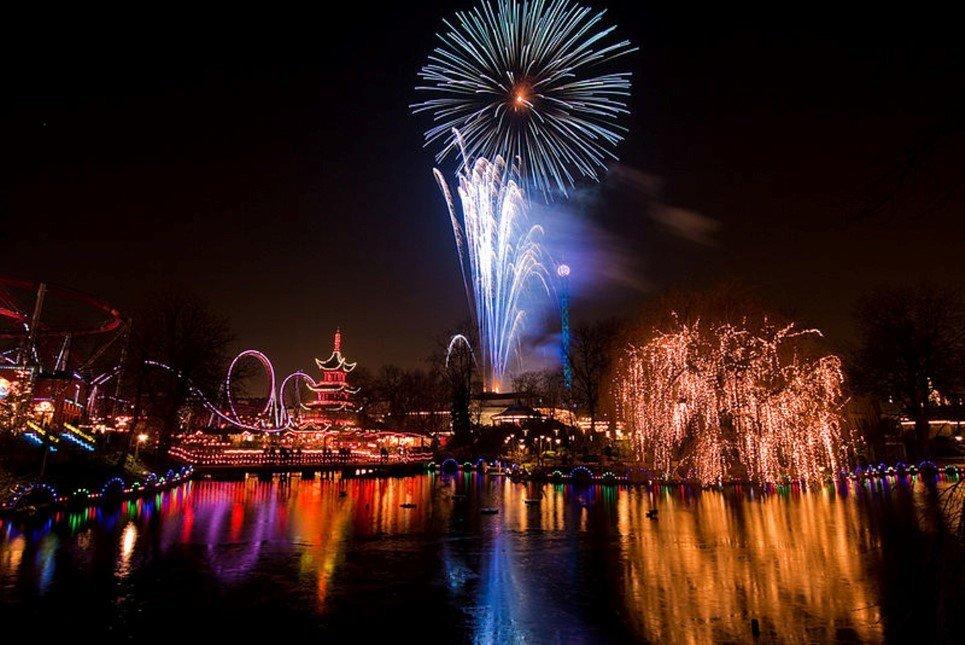 Copenhagen New Year's Eve