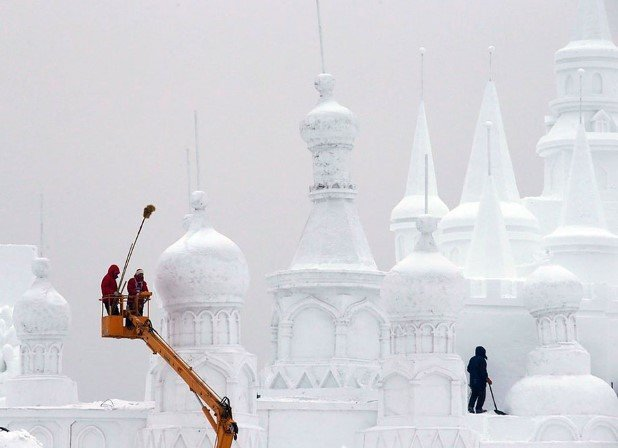 Harbin International Ice and Snow Festival 2015 10