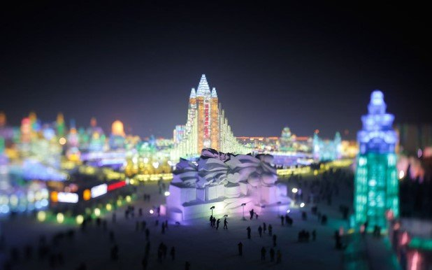 Harbin International Ice and Snow Festival 2015 11