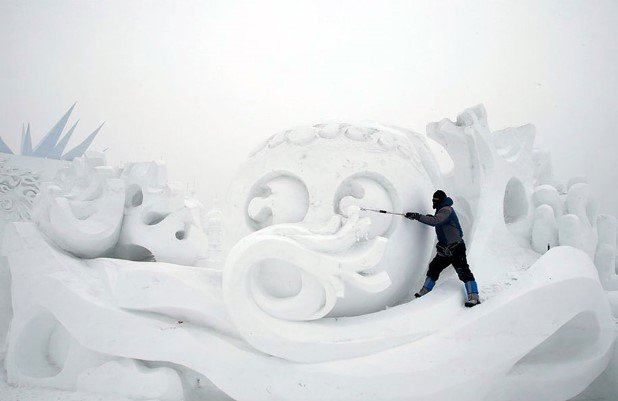 Harbin International Ice and Snow Festival 2015 13