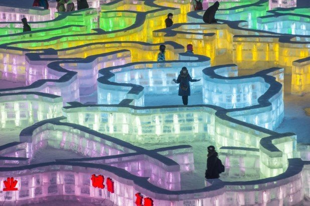Harbin International Ice and Snow Festival 2015 15