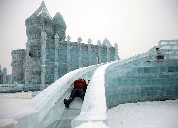 Harbin International Ice and Snow Festival 2015 17