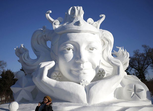Harbin International Ice and Snow Festival 2015 18
