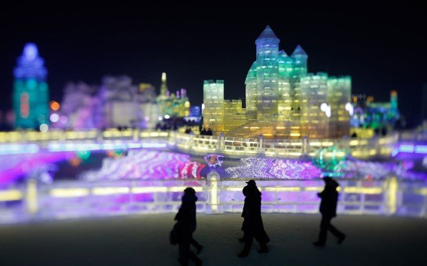 Harbin International Ice and Snow Festival 2015 19