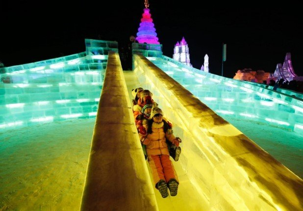 Harbin International Ice and Snow Festival 2015 22