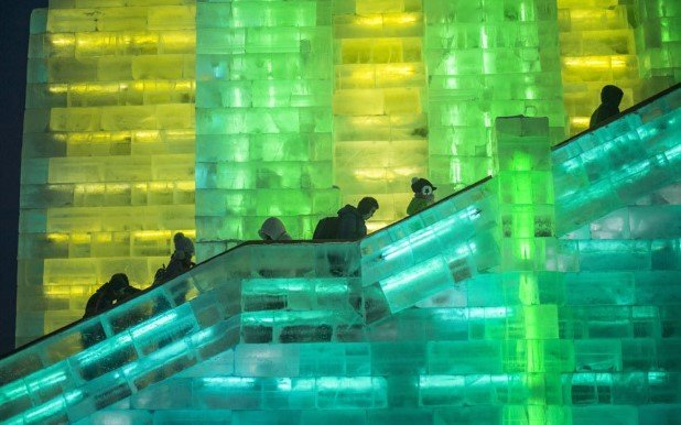 Harbin International Ice and Snow Festival 2015 23