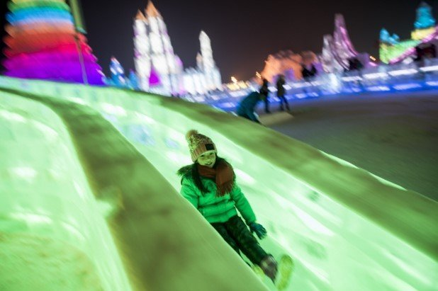 Harbin International Ice and Snow Festival 2015 25