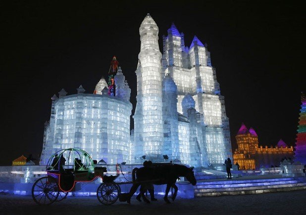 Harbin International Ice and Snow Festival 2015 27