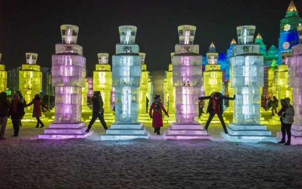Harbin International Ice and Snow Festival 2015 29