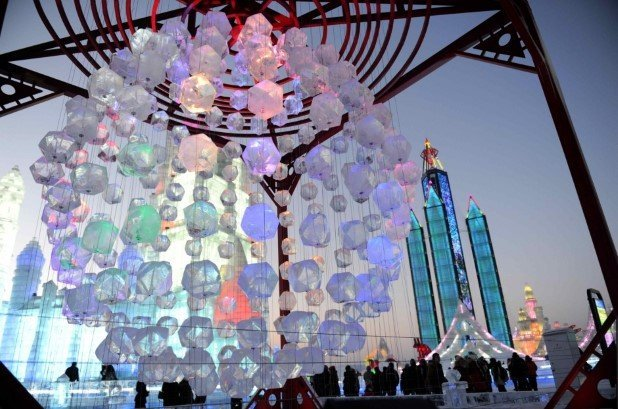 Harbin International Ice and Snow Festival 2015 3