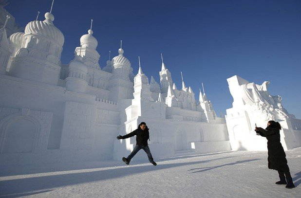 Harbin International Ice and Snow Festival 2015 4
