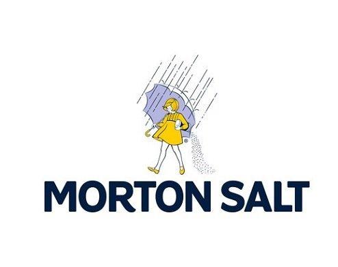 New Logo: Morton Salt