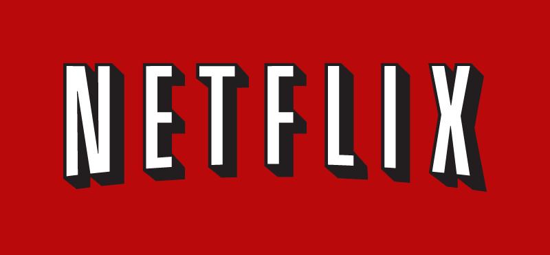Old Logo: Netflix