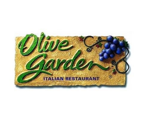 Old Logo: Olive Garden