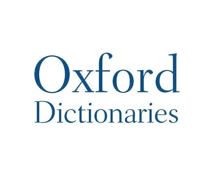 Old Logo: Oxford Dictionaries