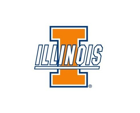Old Logo: University of Illinois