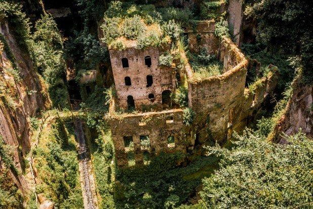 Abandoned Mill, Italy (2)