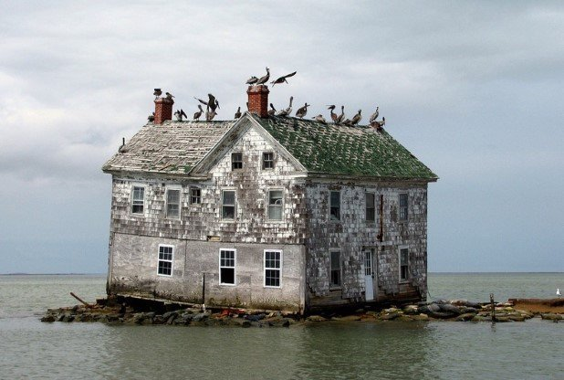 Last House on Holland Island, USA