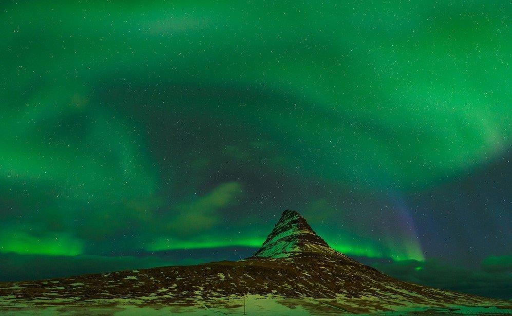 Mount Kirkjufell, Iceland (2)