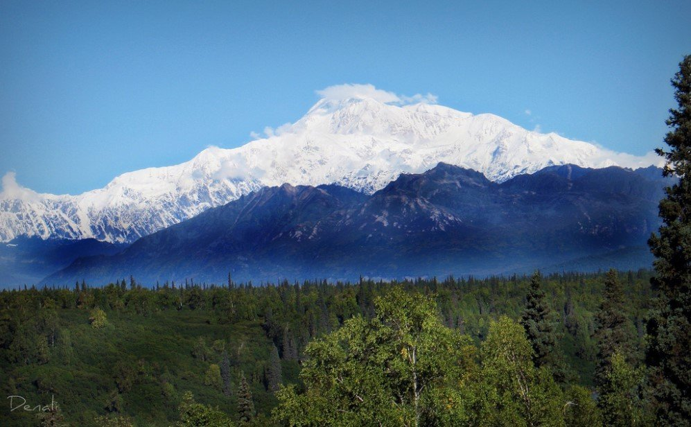 Mount McKinley, Alaska (1)