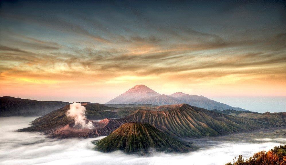 Mount Semeru, Indonesia (1)