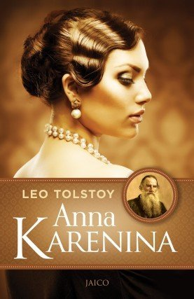 'Anna Karenina' by Leo Tolstoy