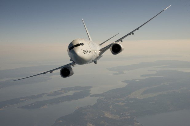 Navy's New Anti-Submarine Surveillance Aircraft (1)